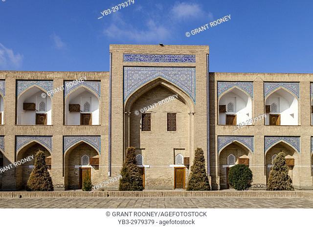 The Exterior Of The Orient Star Hotel, Khiva, Uzbekistan