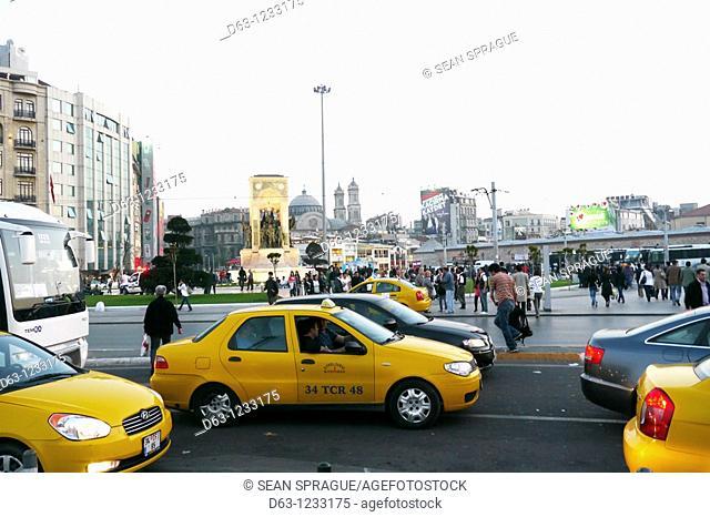 TURKEY, Taksim Square, Istanbul