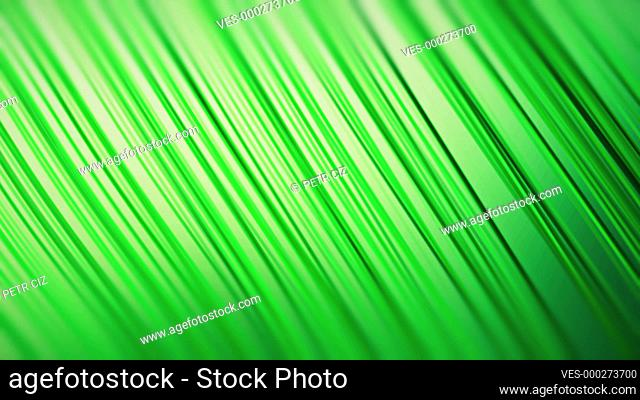Rippling underwater grass with bubbles. 4K UHD slow motion abstract background video loop