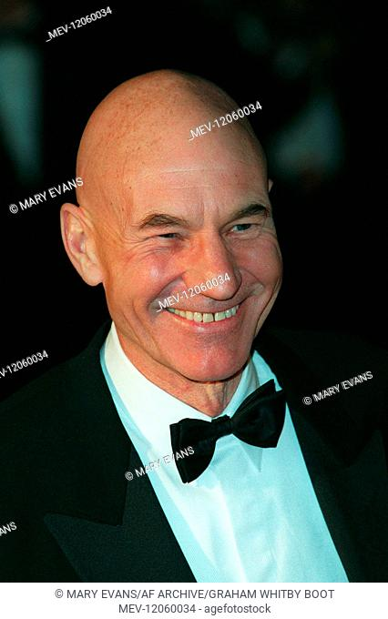 Portrait of patrick stewart Stock Photos and Images | age