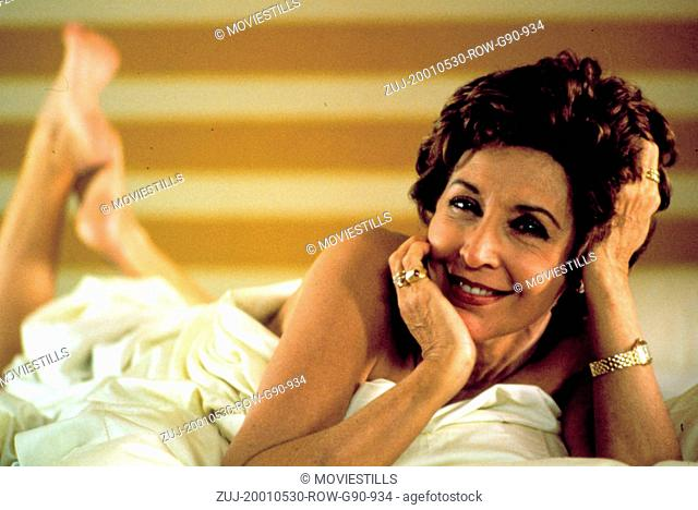 May 30, 2001; Madrid, SPAIN; Actress CONCHA VELASCO as Marga feels fancy free in 'Kilometer Zero.' (Credit Image: © Courtesy of TLA Releasing/Entertainment...