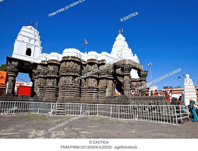 Aundha Nagnath Temple, Aundha Nagnath, Hingoli, Maharashtra, India