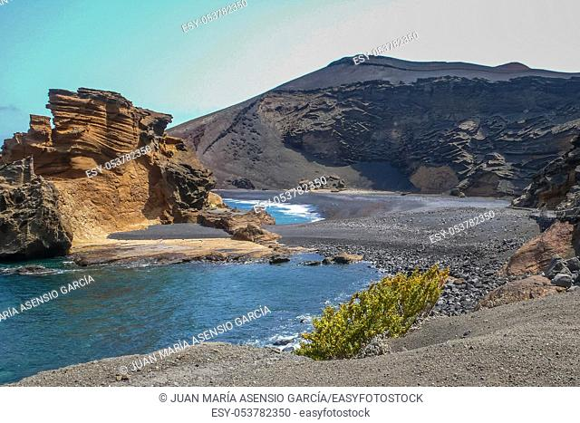 details of the island of lanzarote