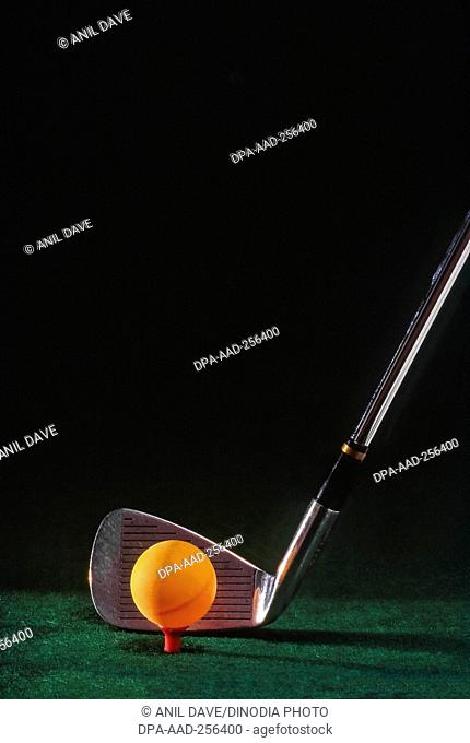 Golf club game, india, asia