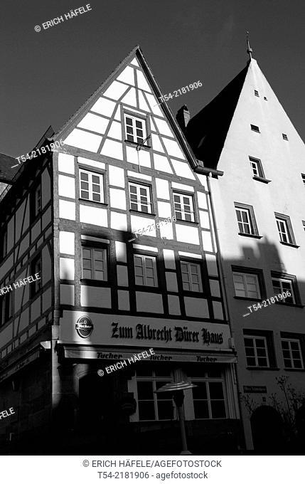 Albrecht Durer House Nuremberg