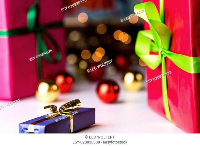 Baubles and gifts