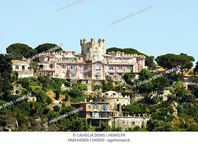 France, Alpes Maritimes, Nice, the port