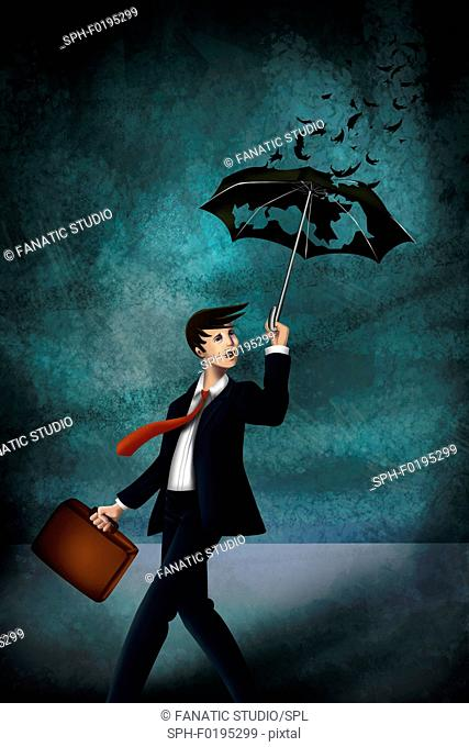 Illustration of inadequate insurance