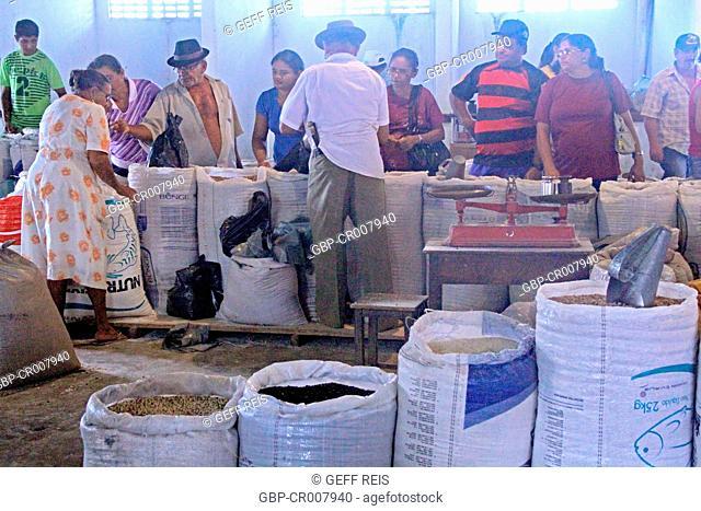 Free market, Belém, Paraiba, Brazil