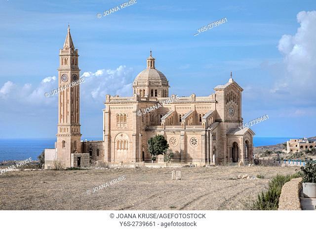 Basilica Ta Pinu, Gharb, Gozo, Malta