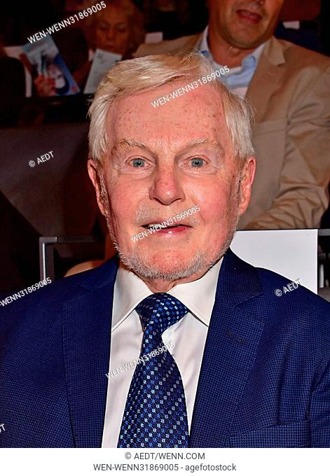 Opening Jewish Film Festival at Hans-Otto-Theater Featuring: Sir Derek Jacobi Where: Berlin, Germany When: 02 Jul 2017 Credit: AEDT/WENN.com