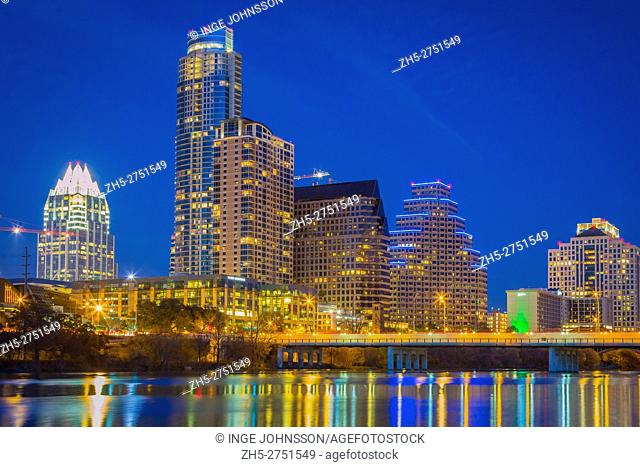 Austin is the capital of Texas and the seat of Travis County. Located in Central Texas and the American Southwest, it is the 11th-largest city in the United...