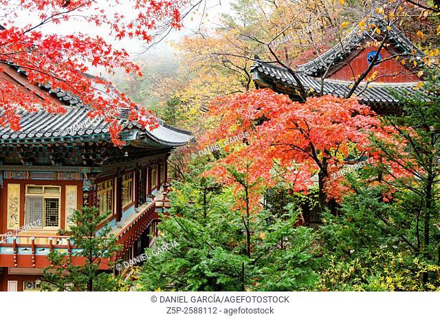 Guinsa Temple Danyang