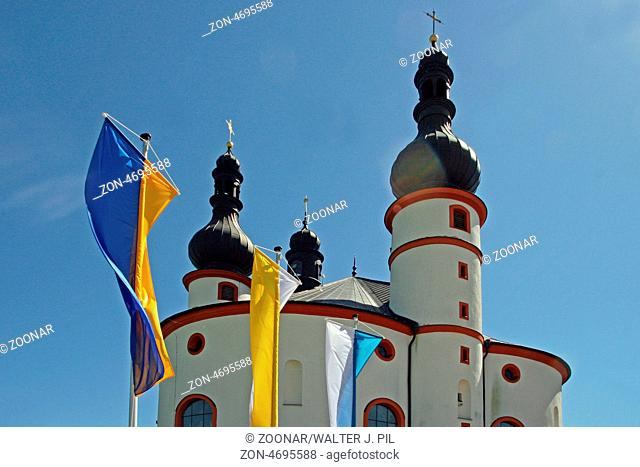 Church Kappl to Waldsassen