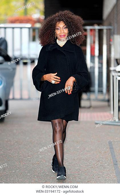 Maizie Williams outside ITV Studios Featuring: Maizie Williams Where: London, United Kingdom When: 09 Nov 2017 Credit: Rocky/WENN.com