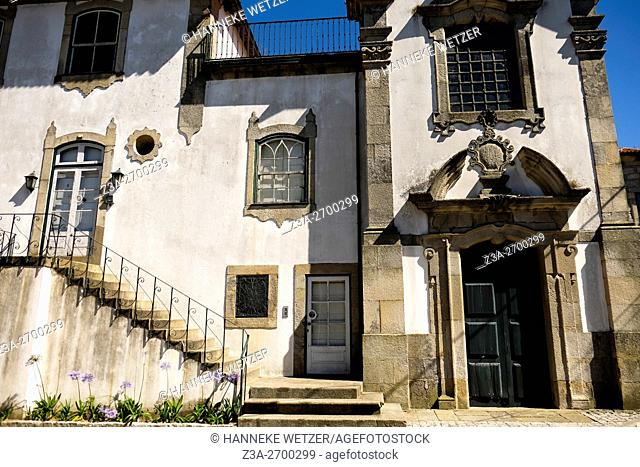 The House of Croft in Vila Nova de Gaia, Portugal