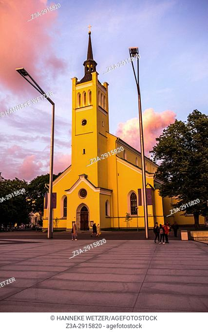 Wetter Tallinn 16 Tage