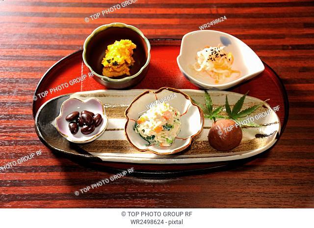 Food,Tago Mt.,Japan