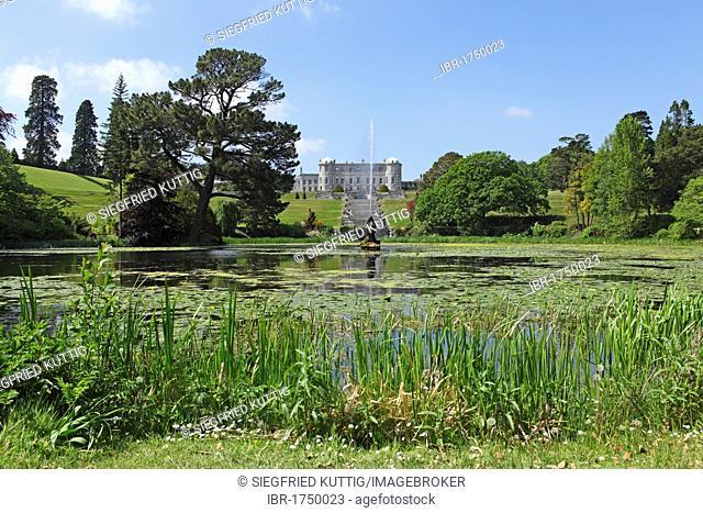 Powersourt Gardens, County Wicklow, Ireland, Europe