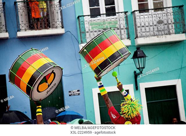 Pelourinho, Salvador de Bahía. Bahia. Brazil