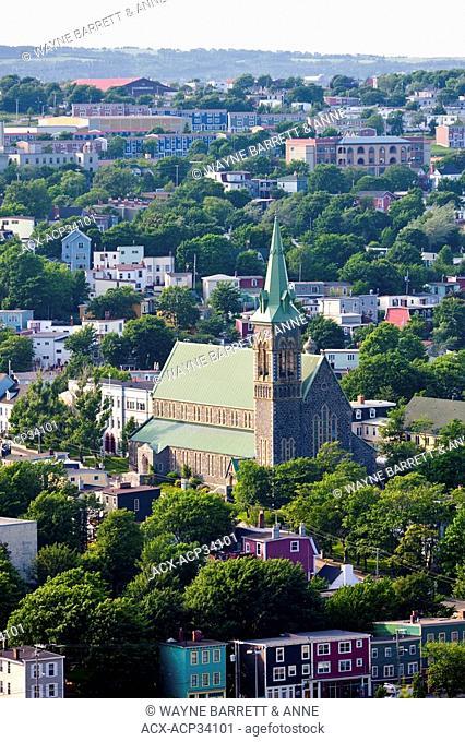 St. Patrick's Church, St. John's, Newfoundland and Labrador, Canada