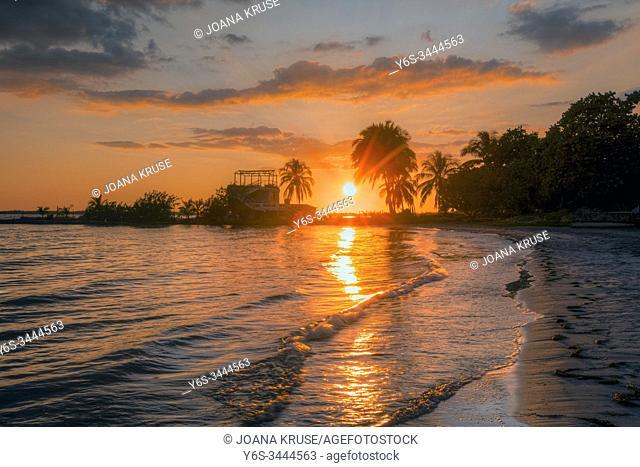 Playa Larga, Matanzas, Cuba, North America