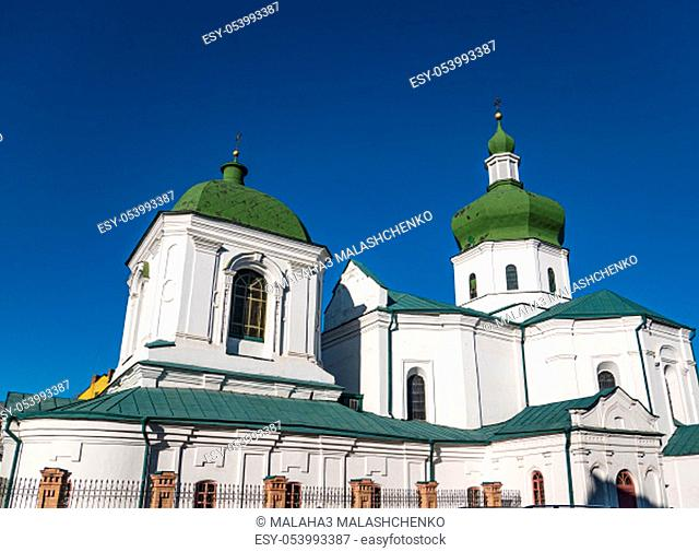 Ancient Christian Orthodox Church of Kiev