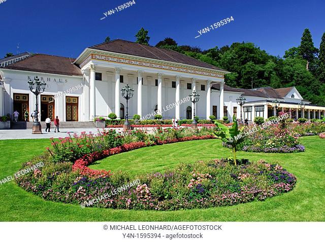 The Casino and Kurhaus in Baden-Baden, Germany