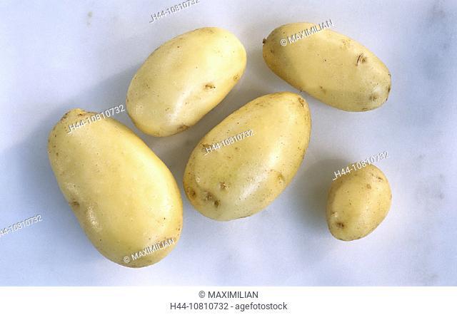 Early, Food, Freestanding, Fresh, Ingredients, New, Organic, Potato, Potatoes, Produce, Raw, Root, Uncooked, Vegetab
