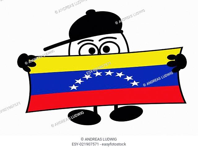 Eierkopf - Welcome Venezuela