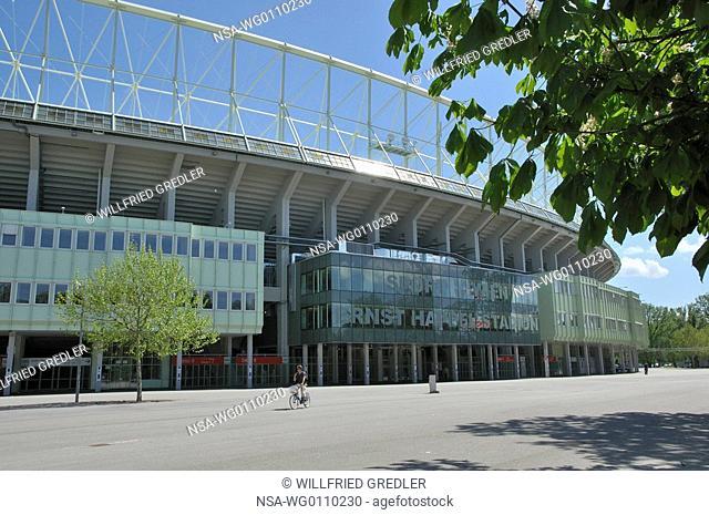 Ernst Happel Stadium in Viennese Prater