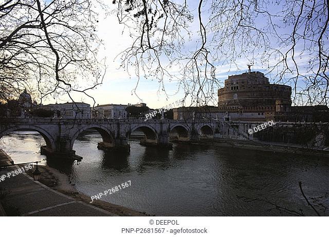 Rome, Castel Sant Angelo