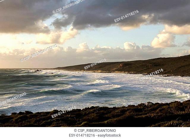 Cape Naturaliste Sugarloaf Beach