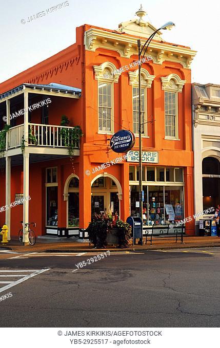Square Books, Oxford, Mississippi