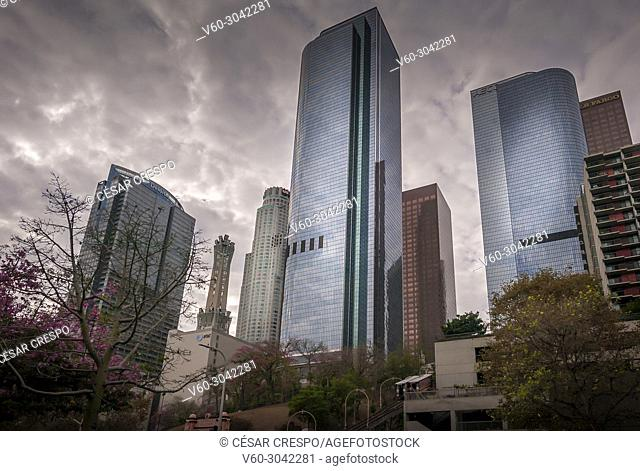 Downtown Area- Los Angeles, California (EEUU)