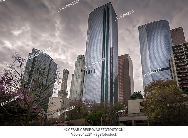 Downtown Area- Los Angeles, California (EEUU)