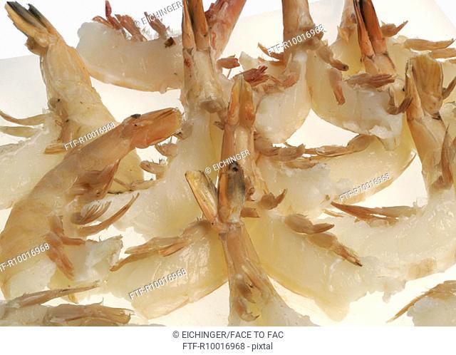 Some prawns