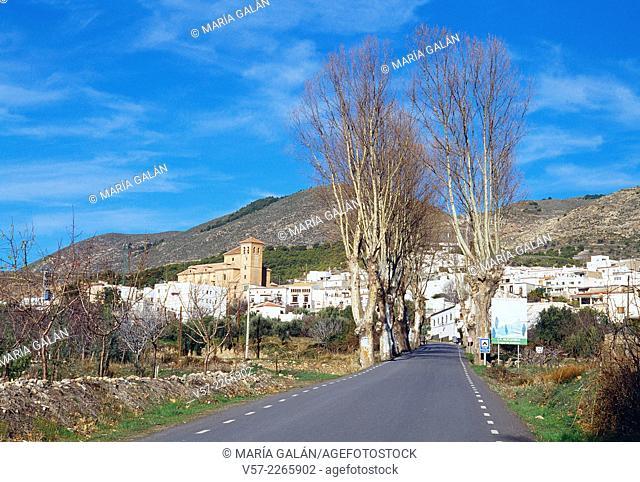 Laujar de Andarax, La Alpujarra, Almeria province, Andalucia, Spain