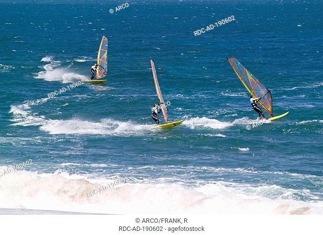 Surfer, Vignola Mare, Gallura, Sardinia, Italy, Mediterranean Sea