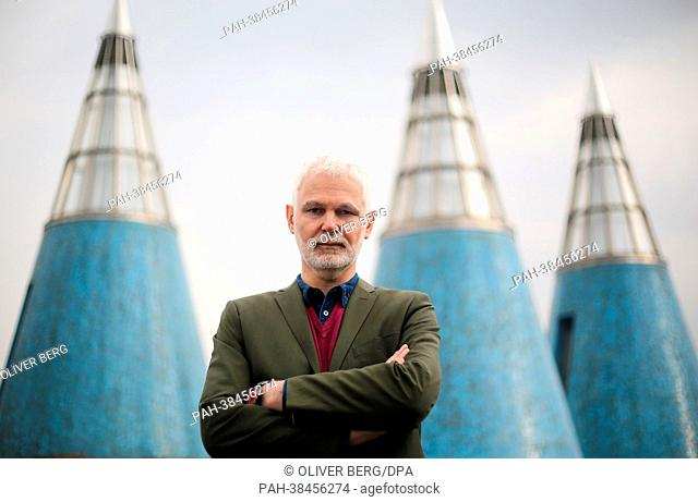 FILE - An archive picture dated 21 March 2013 shows artistic director of the Art and exhibition hall of the Federal Republic of Germany, Rein Wolfd