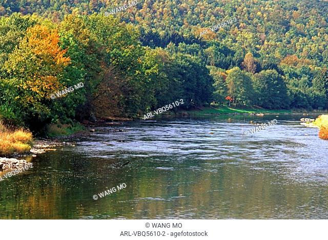 Belgium,Semois river