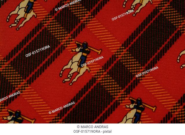 a polo pattern fabric cloth style