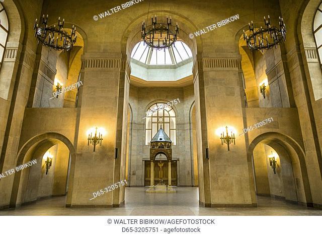 Armenia, Yerevan, Surp Grigor Lusavorich Cathedral, interior
