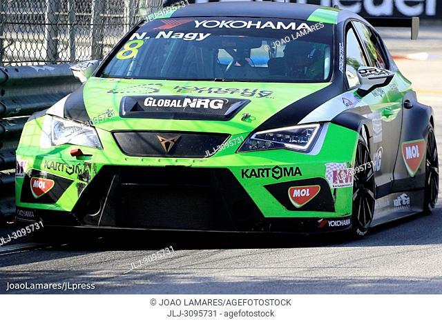 N. Nagy, Cupra TCR #8, WTCR Race of Portugal 2018, Vila Real