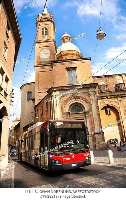 Parrocchia santi Bartolomeo, Bologna, Italy