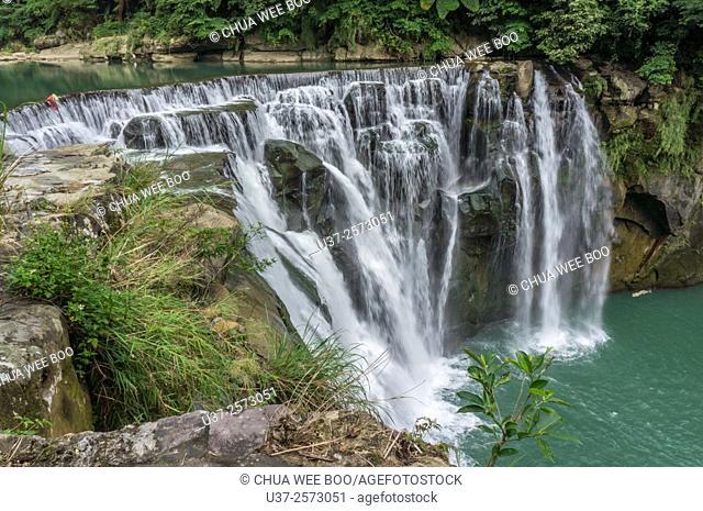 Shihfen waterfalls, Taiwan