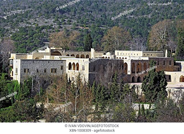 Beit ed-Dine palace, Chouf, Lebanon