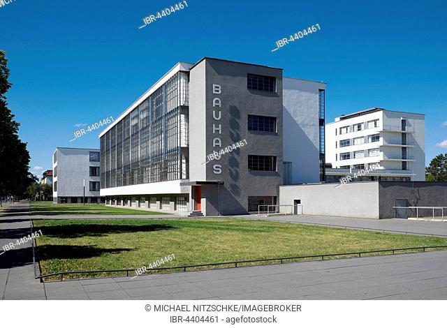 Bauhaus Dessau Stock Photos And Images Agefotostock