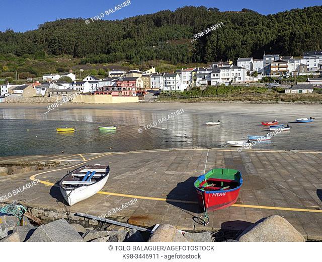 puerto de Bares, La Coruña, Galicia, Spain
