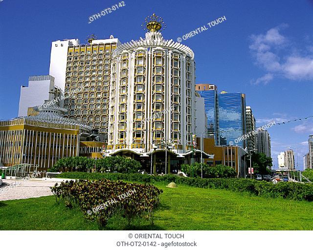 Hotel  Lisboa  & Casino, Macau